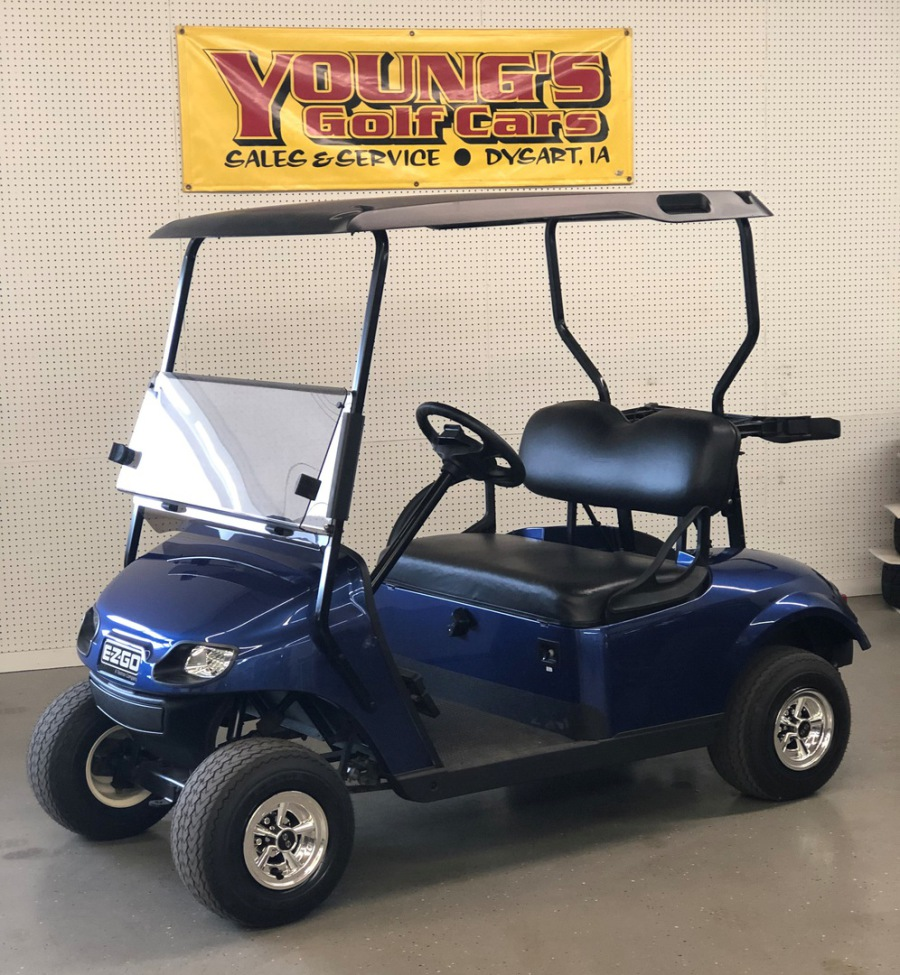 Young's Golf Cars - Home
